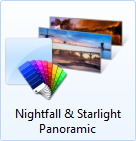 http://download.microsoft.com/download/C/0/1/C019CDBC-7CD9-4008-BE5D-1C5F5DCD8DAE/NightfallStarlightPanoramic.deskthemepack