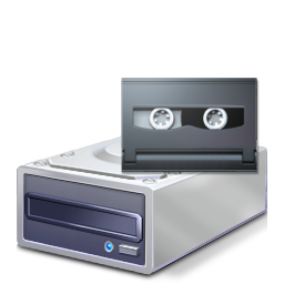tape and disk