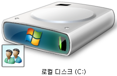 Local Disk icon